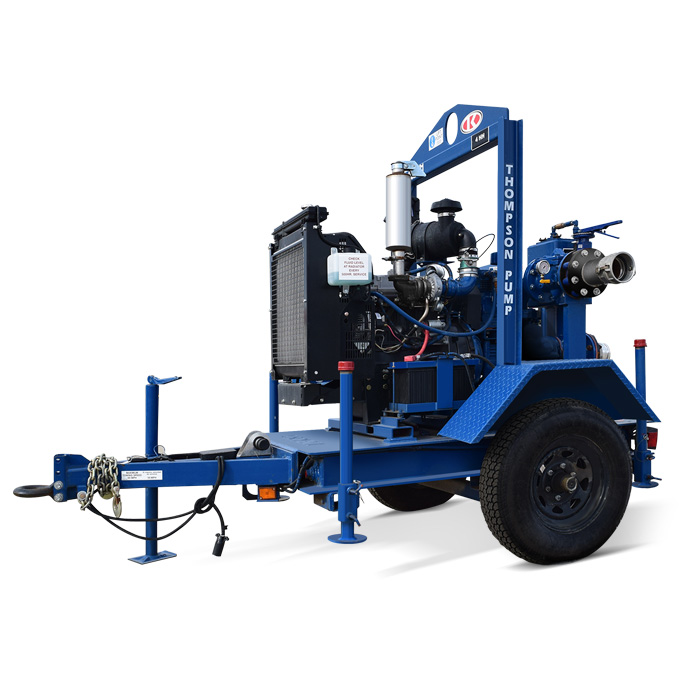 "Ketek - Diesel Pump 4"" High Volume For Rent"