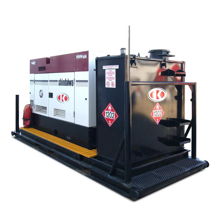 Ketek Generators