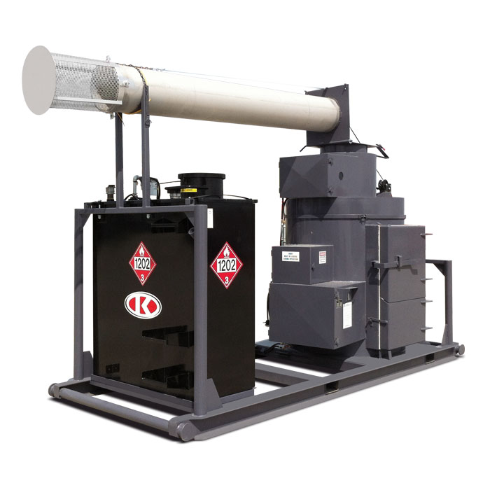 Ketek - Forced Air Incinerator CY2020 For Rent
