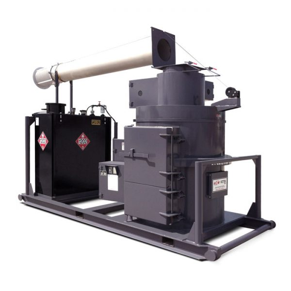Ketek - Forced Air Incinerator CY2050 For Rent