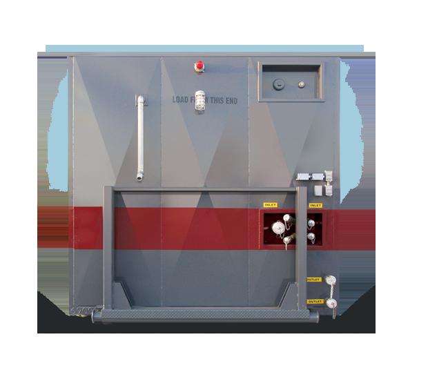 Ketek - Mobile Sewage Treatment Plant