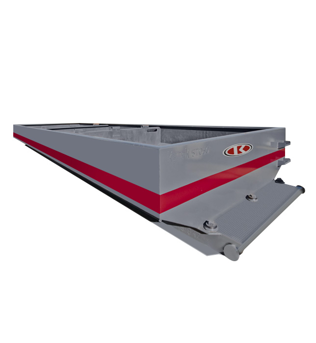 Ketek - 250 bbl surface tank for rent