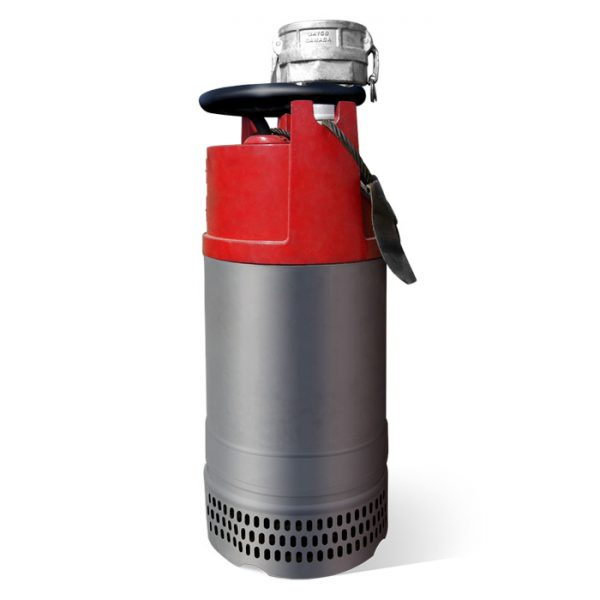 Ketek - Sump Pumps 8.85HP For Rent