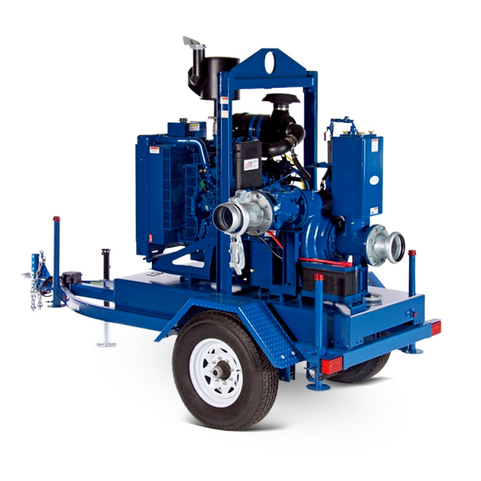 "Ketek - Diesel Pump 4"" High Head For Rent"