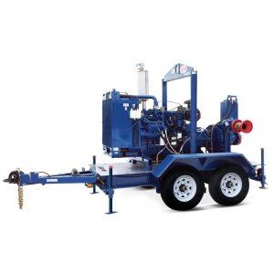 """Ketek - Diesel Pump 6"""" High Volume For Rent"""