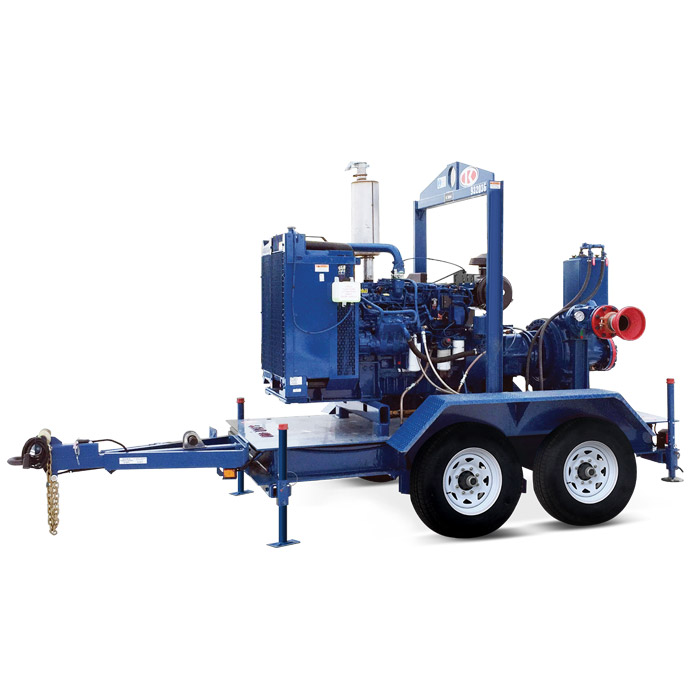"Ketek - Diesel Pump 6"" High Volume For Rent"