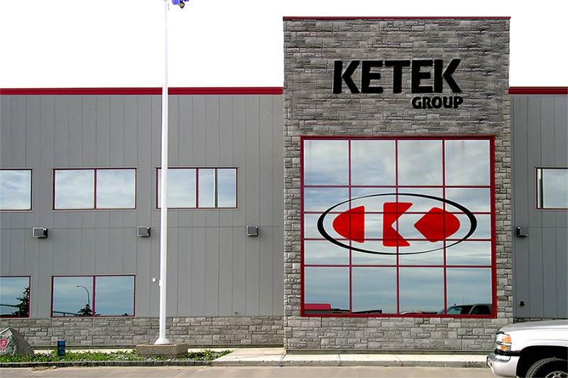 Ketek - Grande Prairie Office