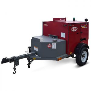 Ketek - Ground Heater for rent