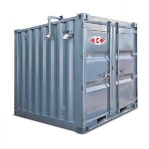 Ketek - Heated Sewage Storage Tank For Rent