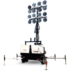 Ketek - Stadium Light Tower For Rent