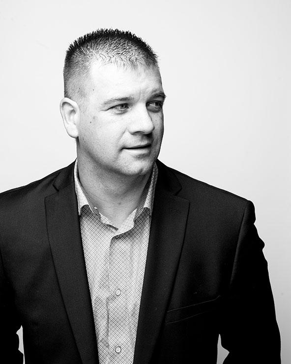 Marcel Austin - Ketek Group