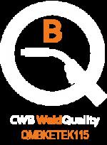 Ketek - CWB Weld Quality