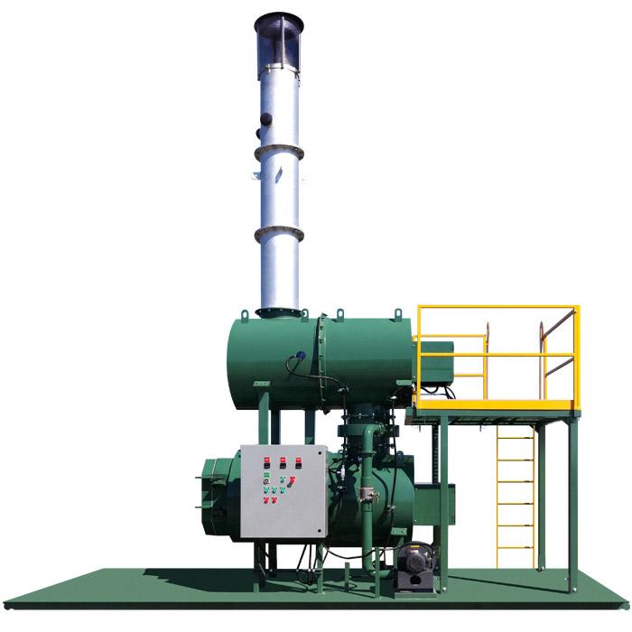 Ketek - Incinerator CY20CA