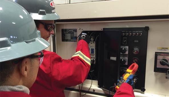 Ketek - Electrical Services - Project Management