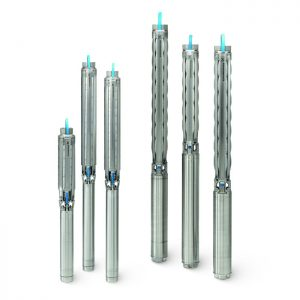 Deep Well Submersible Pumps - Ketek