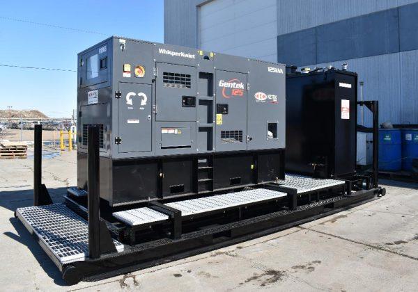 Gentek 125 - Ketek Generators