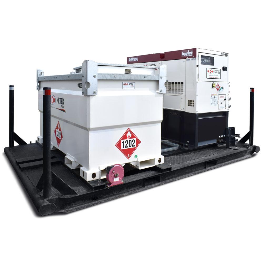 Ketek - Generator Combo Unit