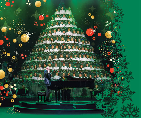 Singing Christmas Tree.The Singing Christmas Tree Ketek Group