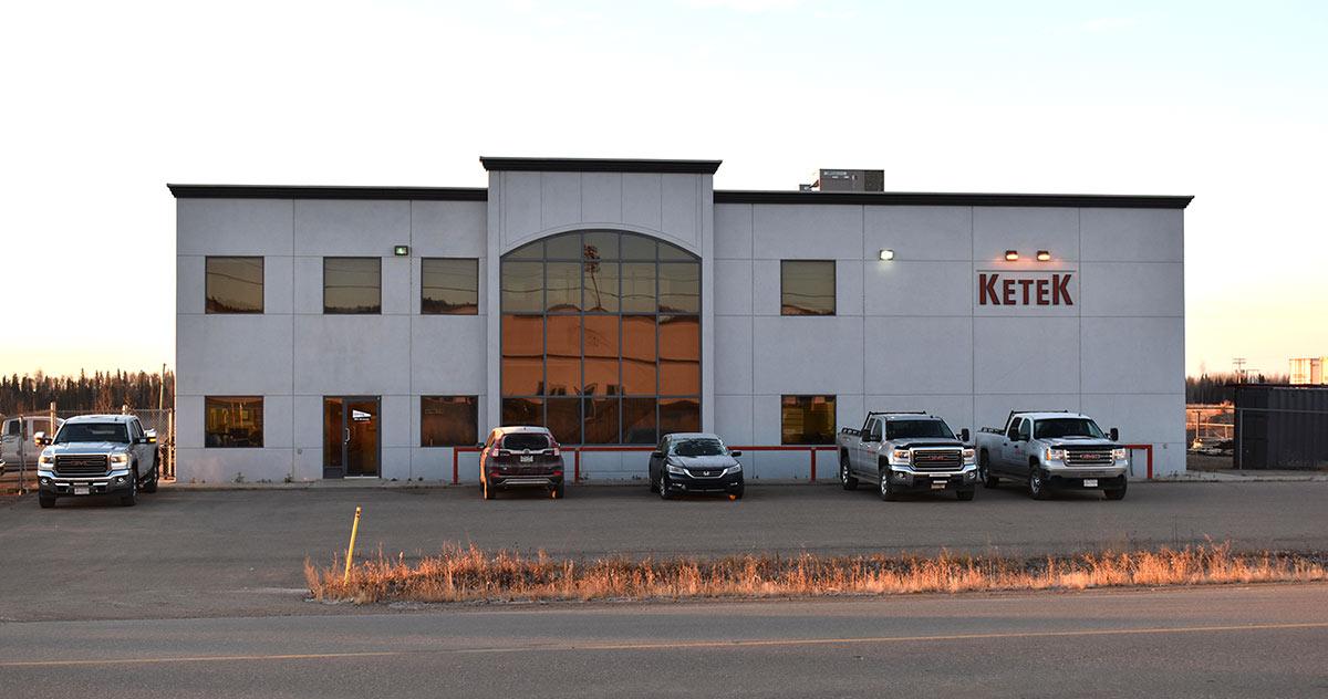 Ketek - Fort Nelson Branch