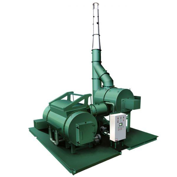 Ketek - Cyclonator - Incinerator CY-2000-CA