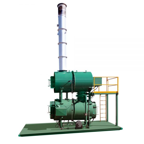 Ketek - Incinerator CY50CA - Equipment - Western Canada