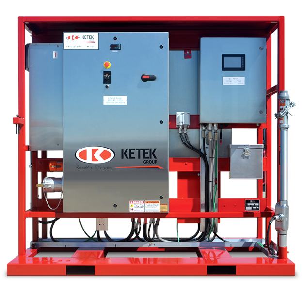 Ketek - Intelligent Pump Control Systems (IPCS)