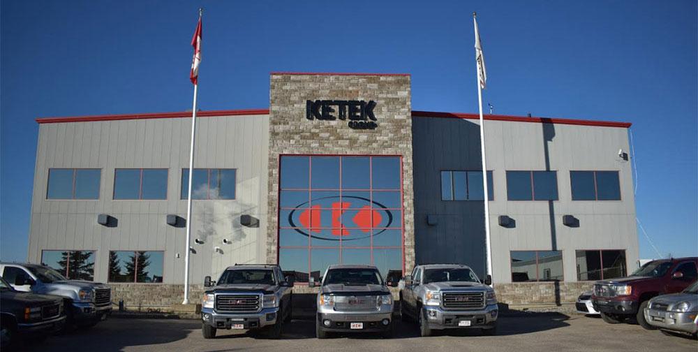 Ketek-Group-Grande-Prairie-Location