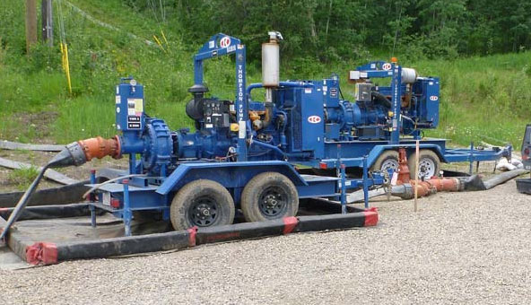 Ketek - Water Transfers - Western Canada