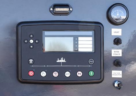 SmartTek-Gentek-Control-Panel