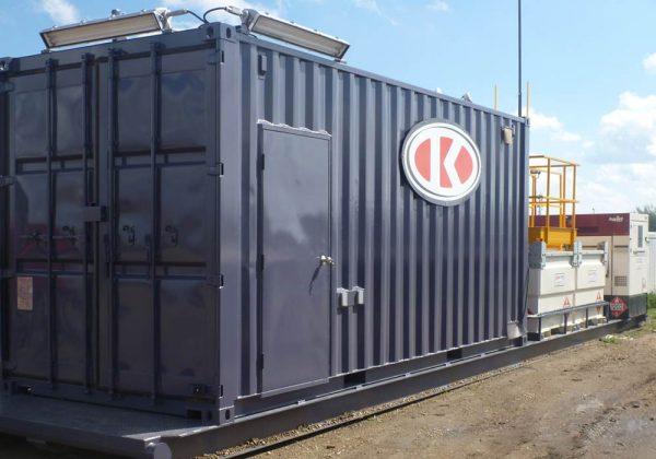 Ketek - Combo Unit - Light - Power