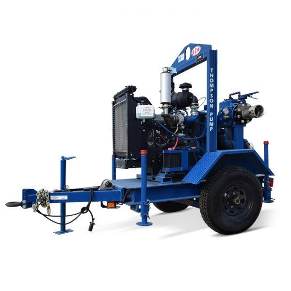 """Ketek - Diesel Pump 4"""" High Volume For Rent"""