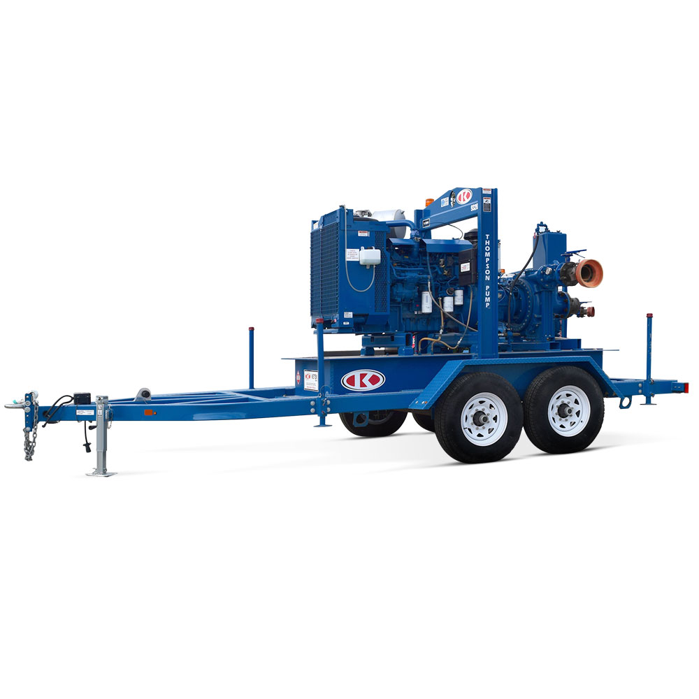 """Diesel Pump 6"""" Extra High Head For Rent"""
