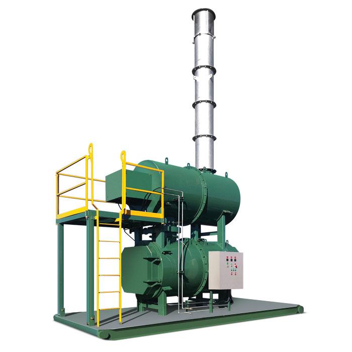 Ketek Incinerator for Rent CY100CA