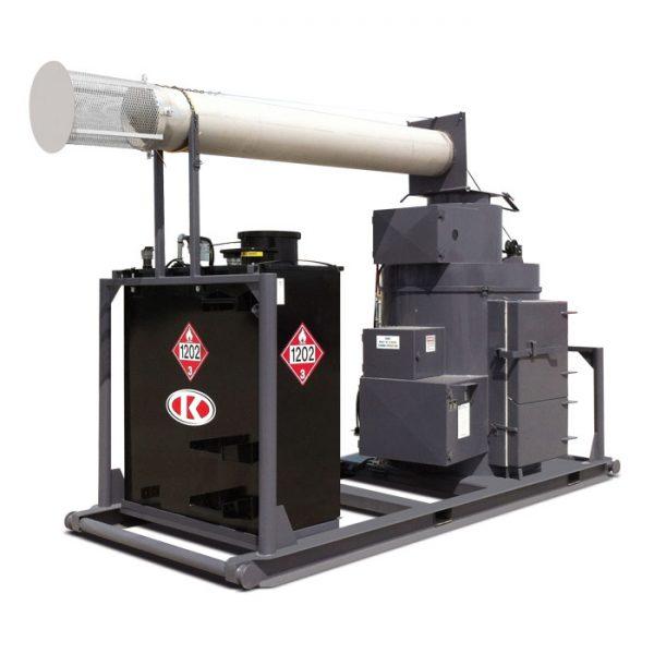 Ketek - Forced Air Incinerator CY2020 For Rent
