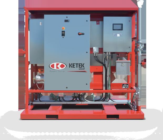 Ketek - Pump Control Skid