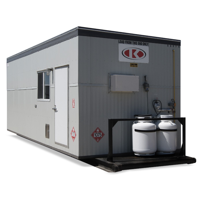 Mobile Buildings - GeoLab For Rent