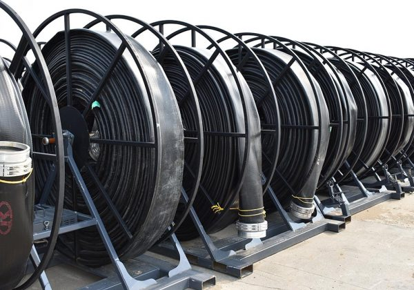 layflat hose for rent