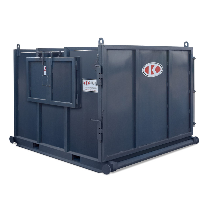 Ketek - Ash Bin For Rent