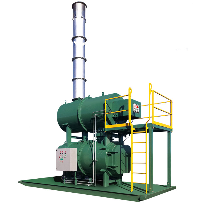 Ketek - Incinerator CY50CA - Equipment - Western Canada