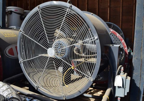 Ketek - Vapour Fan