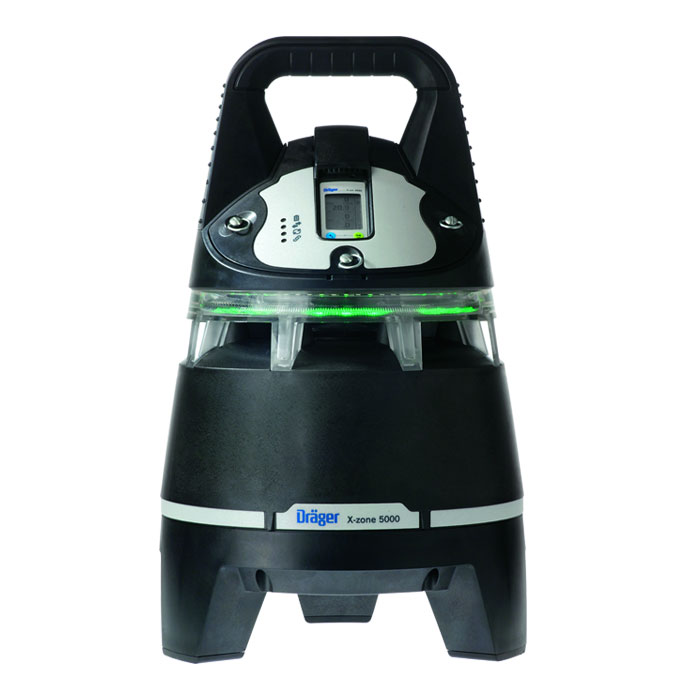 Gas Monitor Drager X-zone 5500 For Rent