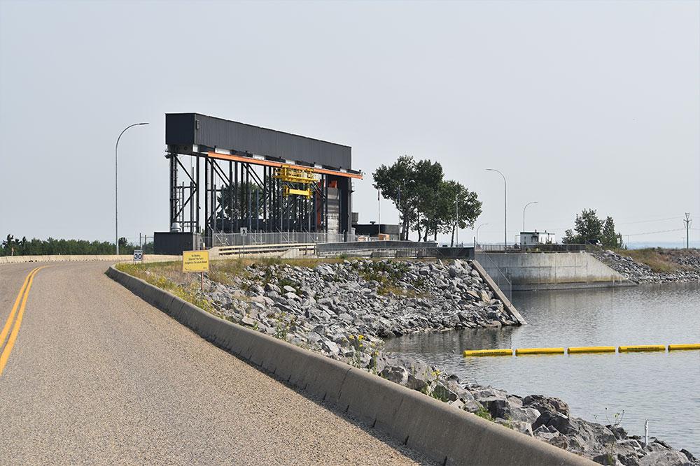 Ketek - Dickson Dam Pump Installation