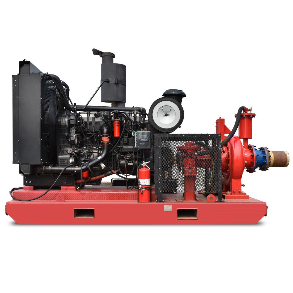 Ketek 12GHH Diesel Pump