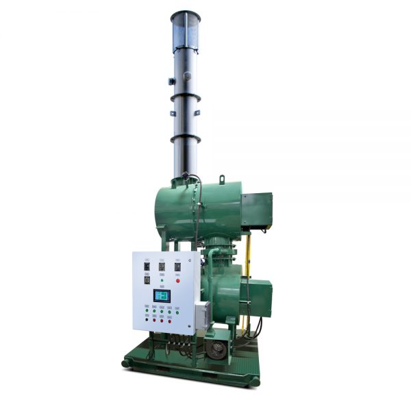 Ketek - Incinerator CY14CA