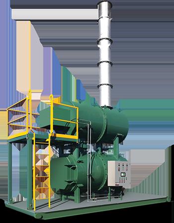 Ketek Incinerators - CY-100-CA