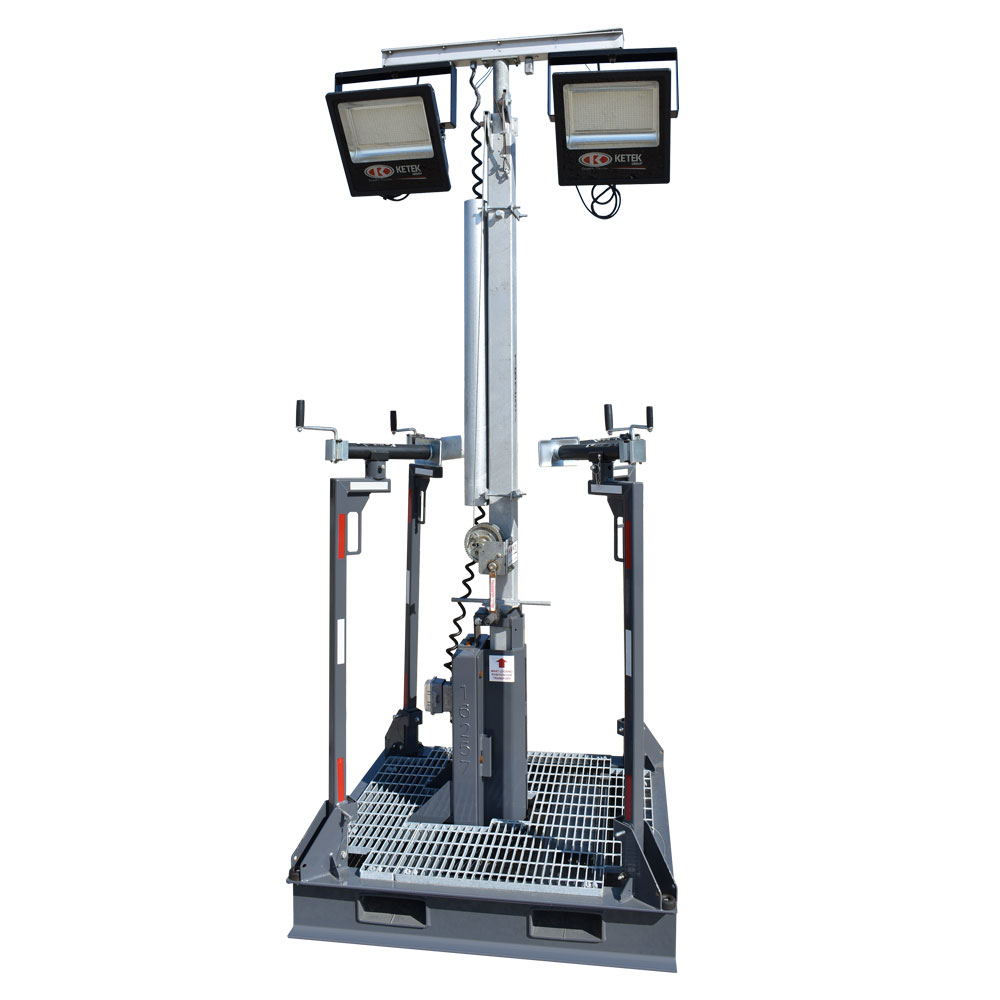 LED Light Stand For Rent Western Canada