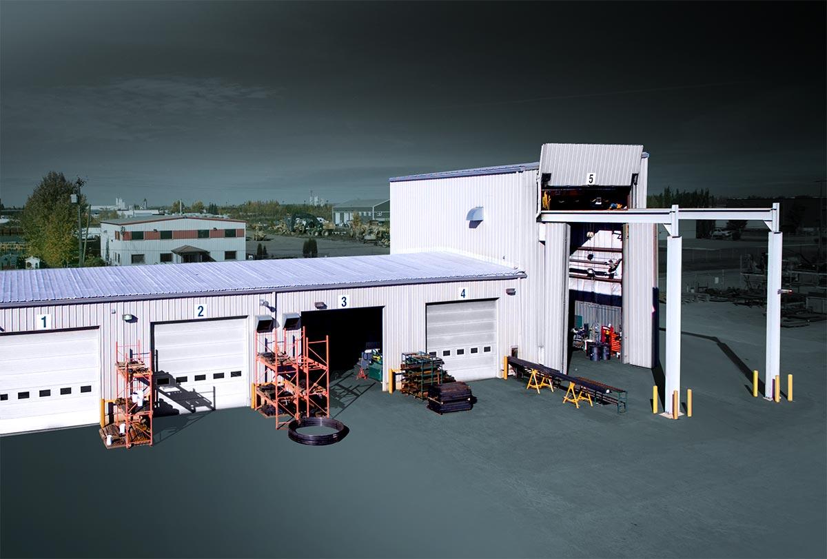 Custom Fabrication Western Canada