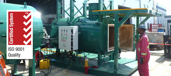 Ketek - Manufacturing - Custom Fabrication Service AB