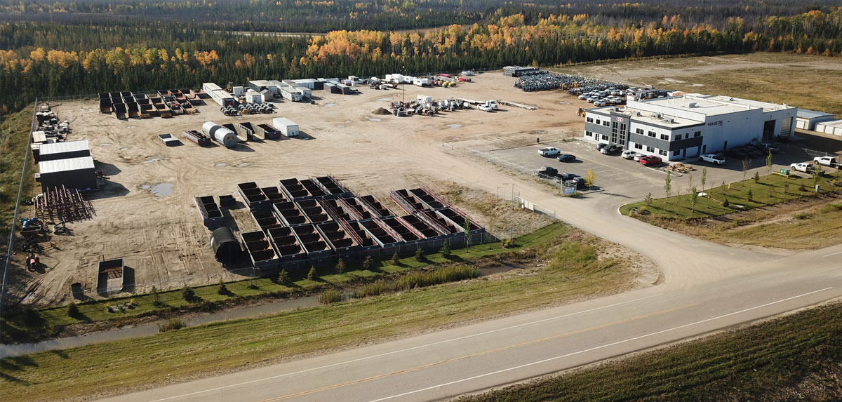Fort McMurray - Rental Equipment - Ketek Group