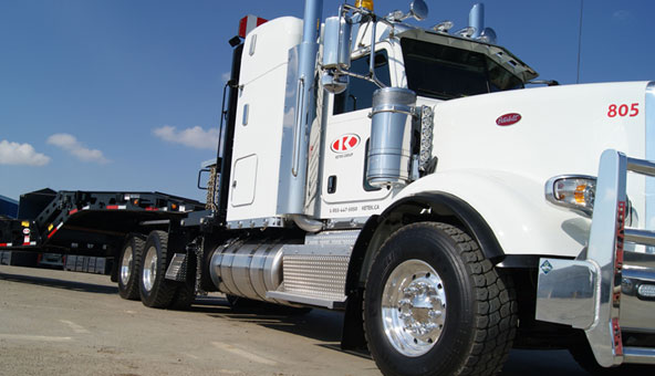 Ketek Transportation Services - Western Canada